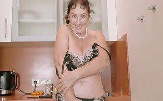 Exotic mature scene Big Tits amateur fantastic , take a look