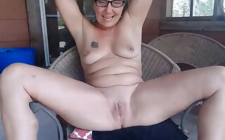 Experienced Farm girl what you like and she courage league together and fucks a tight pussy