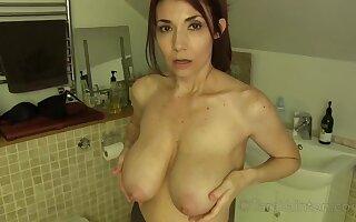 Big tits MILF mommy