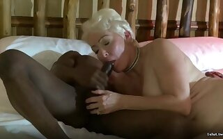 Milf Matures Love BIG BLACK DICK - Hard Sex