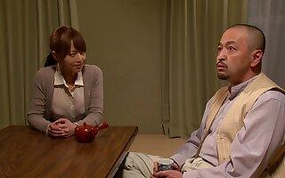 Mxgs-398 Akiho Yoshizawa Bride Was Committed To Rub-down the Adoptive Father A