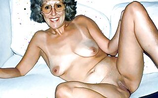 ILoveGrannY Grandmas Pictured for Home Porn
