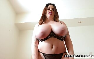 The Big Bouncing Bodacious Boobs of Amaya May - Amaya May - Scoreland