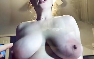 Cum Hungry Amateur Fucks And Begs To Recoil Covered In Jizz Pov
