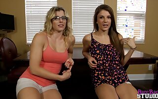Family fun - Fetish chapter with shy pornstars