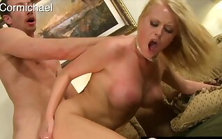 Flannel hungry MILFs enjoy their doyenne pussies getting pounded hard with impervious and stiff cocks