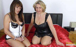 Busty Matures from Britain Together