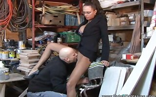 Dutch MILF Anal And Tit Fuck Session Experience Moment