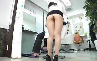 Fabulous Japanese whore in Horny MILFs, Cumshots JAV scene