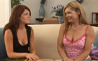 Kelly Leigh & Shayne Ryder in Lesbian Seductions #21, Scene #01