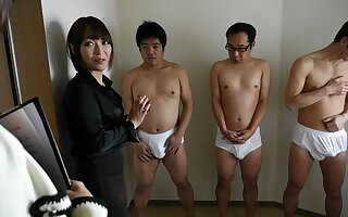 Yui Ayana in Nasty Yui Ayana learns how to dominate a man - JapanHDV