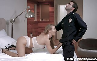 Perturbed MILF is so wild that she wants it in each hole