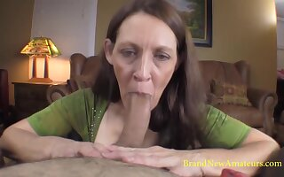 Patricia gives her best in this porn remove