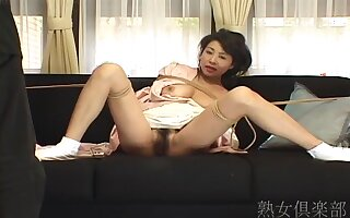 Hiromi Okada Sated Videotape Plaything Added to Thrown Away The First Part Mature Woman Club Provided Wor