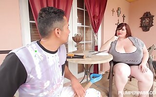 BBW Lexxxi Luxe - Interview around a BBW