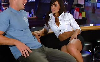 Undying porn video featuring sex make fast to erect Lisa Ann and Johnny Sins