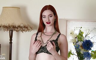 VintageFlash - Zara DuRose - Provinces House Toy Session