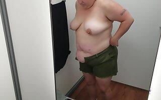 Store Dressing Section - TacAmateurs